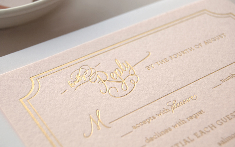 Wedding Blog Stationery Giveaway from Kimberly FitzSimons