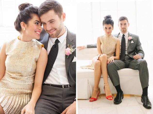 brunch_elopement_shoot_gold_sequins_waffle_wedding_cake_11