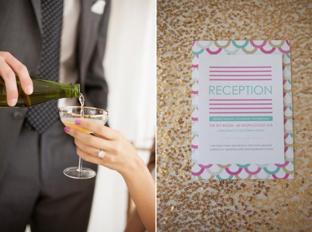 brunch_elopement_shoot_gold_sequins_waffle_wedding_cake_13