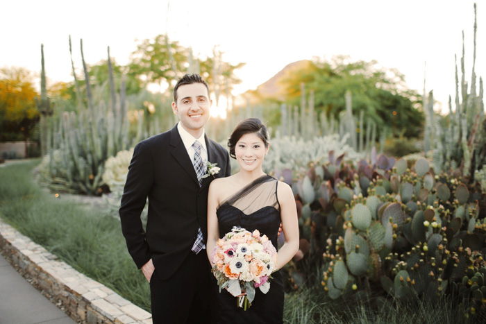 desert_botanical_garden_phoenix_black_wedding_dress_12
