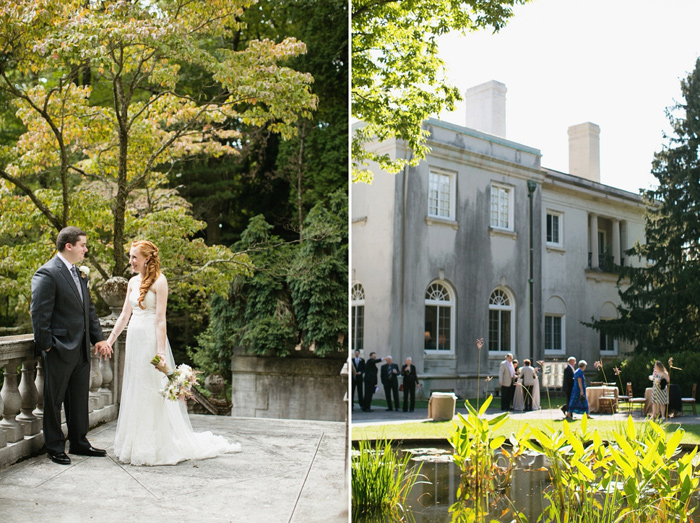 Wedding Blog Strong Mansion Wedding