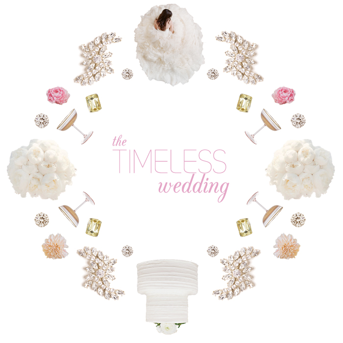 Timeless Wedding Inspiration Board