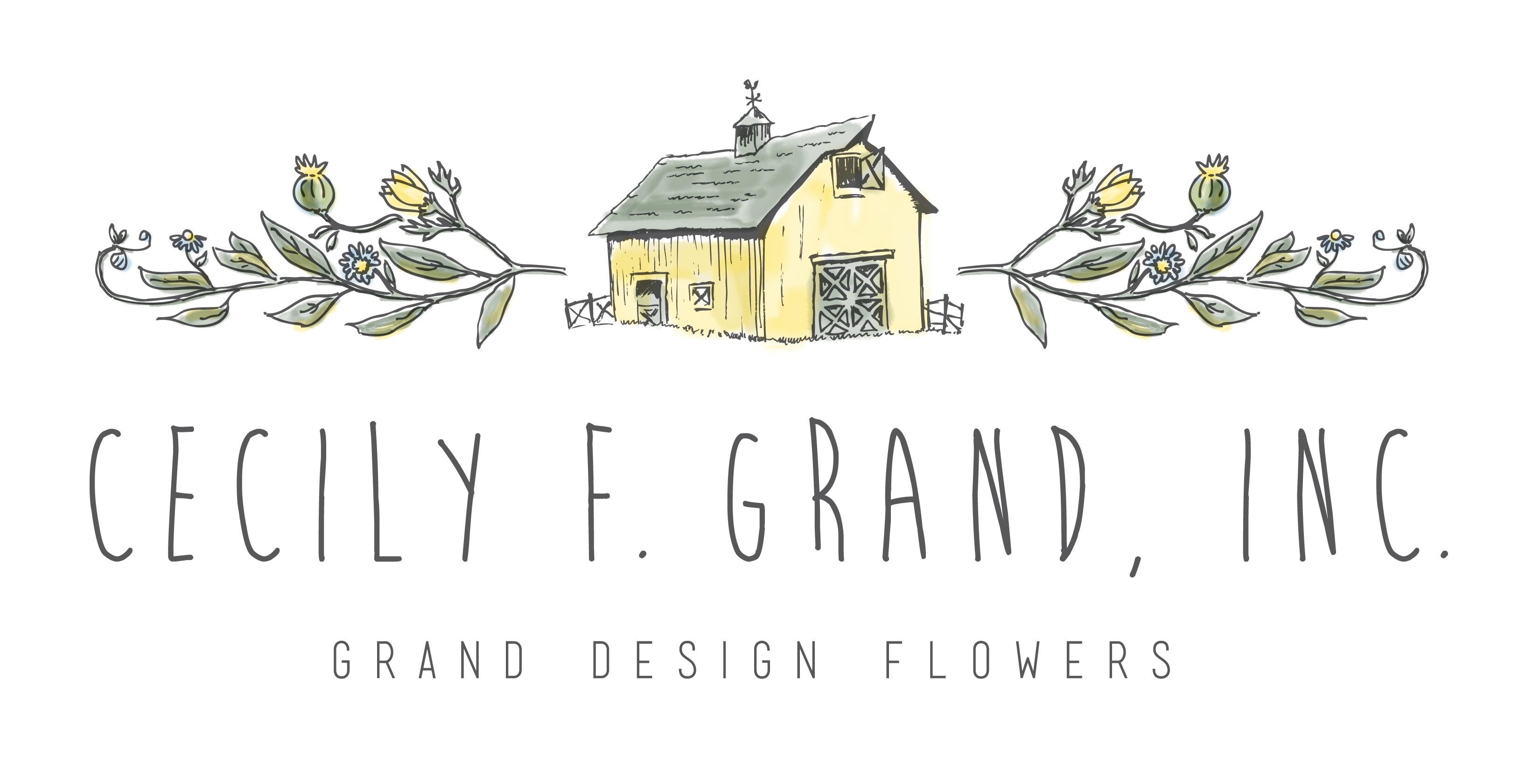 CECILY F. GRAND – GRAND DESIGN FLOWERS