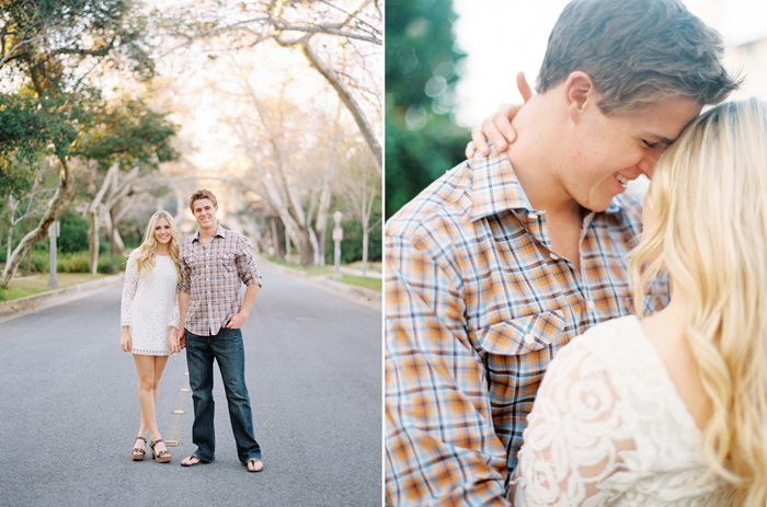 Wedding Blog College Sweetheart Engagement