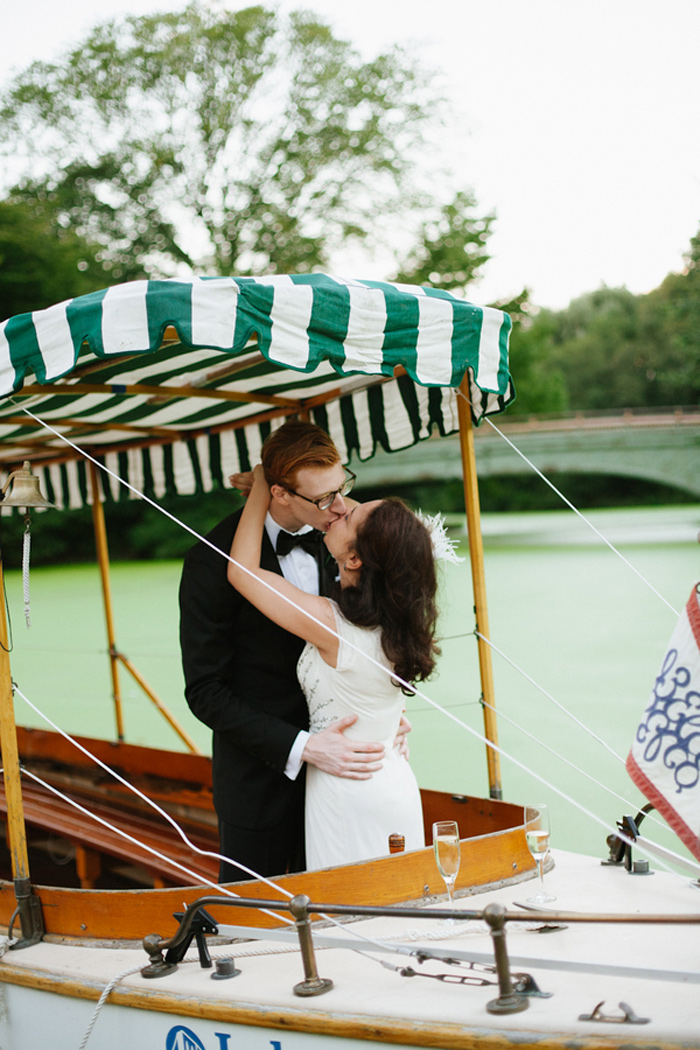 Wedding Blog Prospect Park Boathouse Wedding