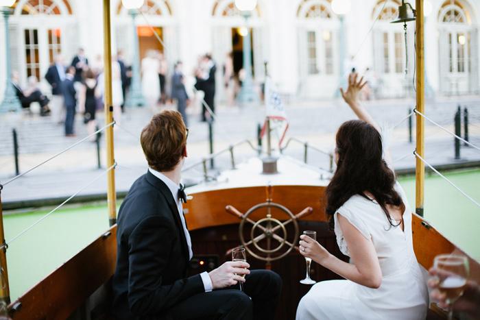 Wedding Blog Prospect Park Boathouse Wedding