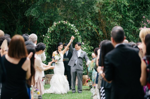 Wedding Blog Backyard Houston Wedding by Loft Photographie