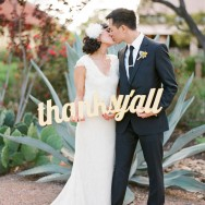 Melissa and Derek's Romantic Austin Wedding