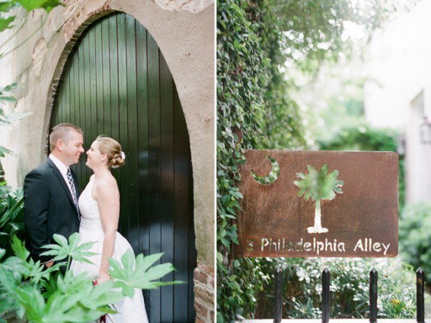 Wedding Blog Charleston Elopement by Kelly Sauer