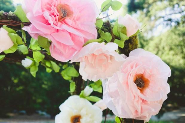 Wedding Blog Garden Party Wedding