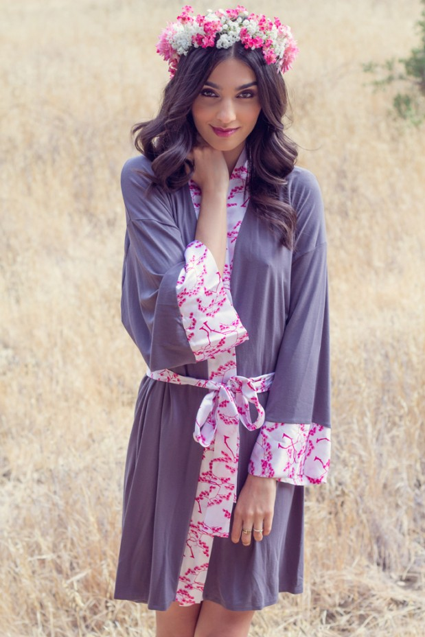 Wedding Blog Doie Lounge Luxury Robes!