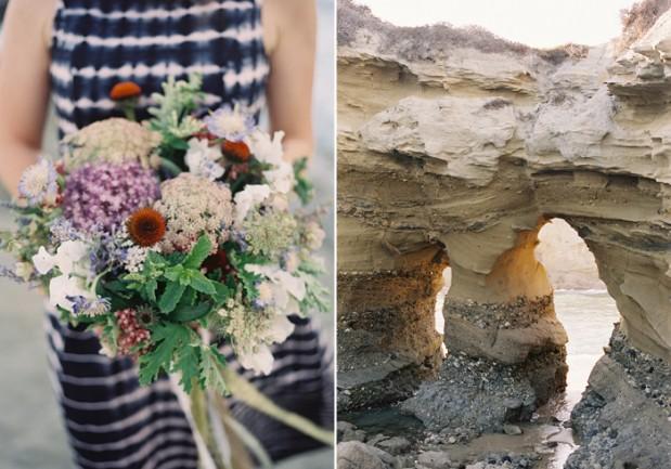 beach_vow_renewal_purple_bouquet_7