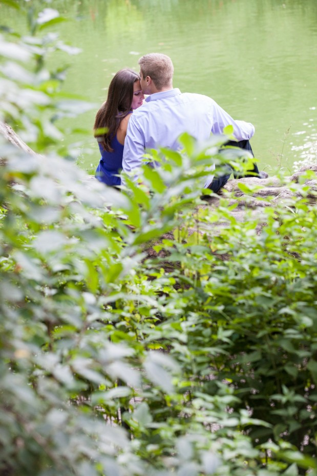 Wedding Blog Central Park Engagement Shoot