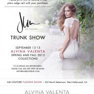 Alvina Valenta Trunk Show