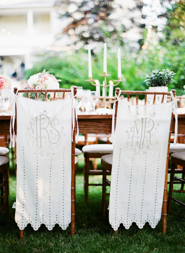 Wedding Blog Backyard DIY & Romance