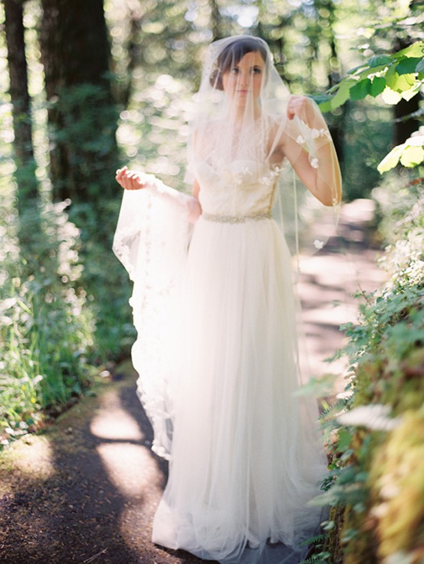 Wedding Blog Northwest Meets Fashion