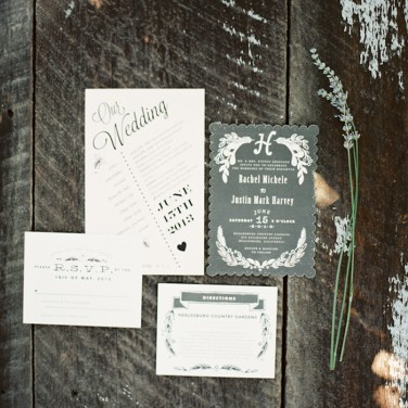 Rustic Elegant Wedding at Healdsburg Country Gardens