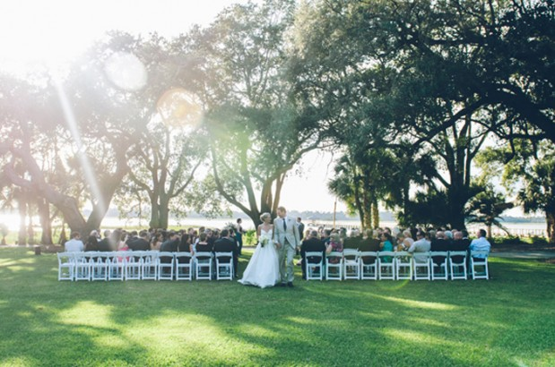 Wedding Blog Lowndes Grove Plantation Wedding