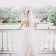 Yellow Charleston Wedding at Lowndes Grove Plantation