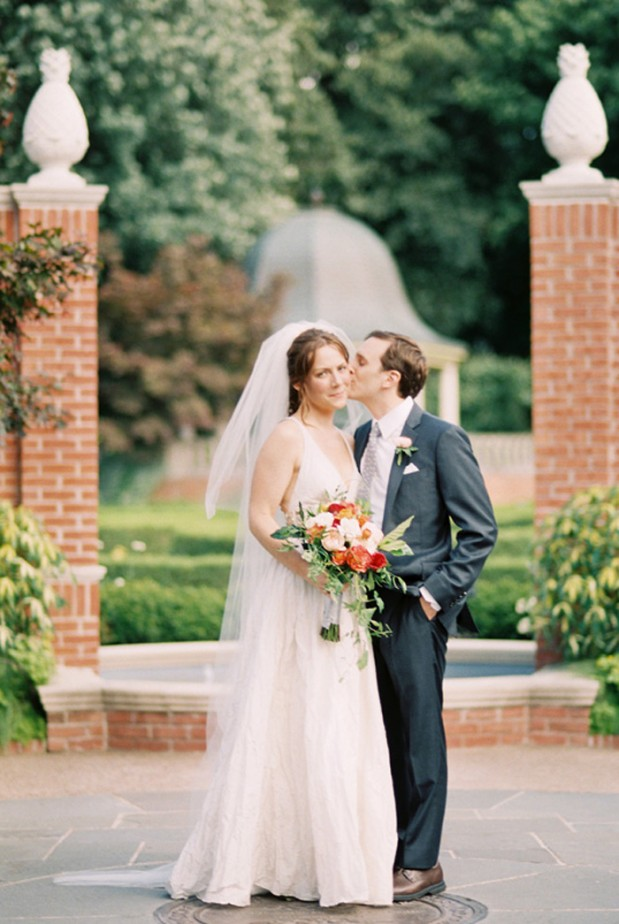 Wedding Blog Charlie and Melissas Missouri Botanical Gardens Wedding