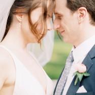 Charlie and Melissa's Missouri Botanical Gardens Wedding