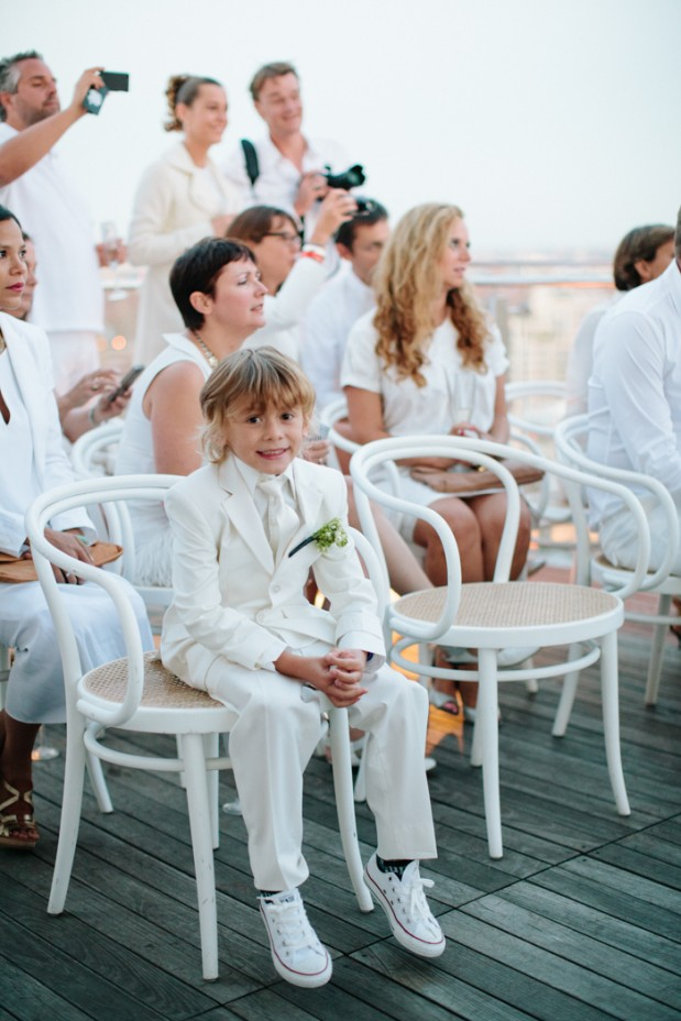Wedding Blog Destination to New York: A City Loft Wedding