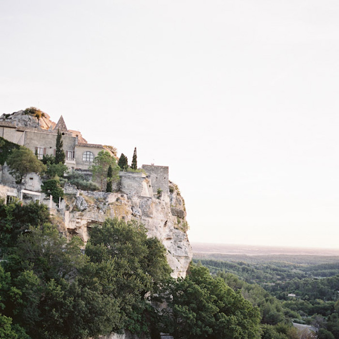 Wedding Blog Le Hameau Des Baux: Dreaming in France