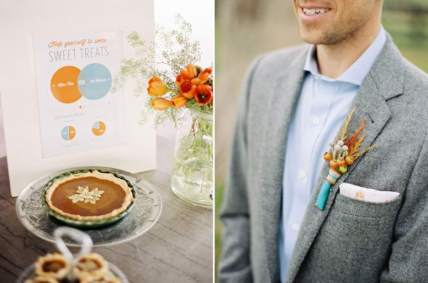 Wedding Blog Fall Forecast: Rustic Chic Style Guide