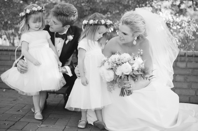 Wedding Blog All Saints Chapel Wedding by Meredith Perdue