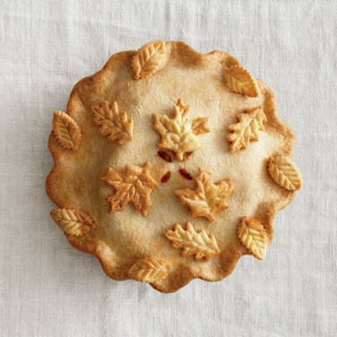 Fall Leaf Pie Crust DIY