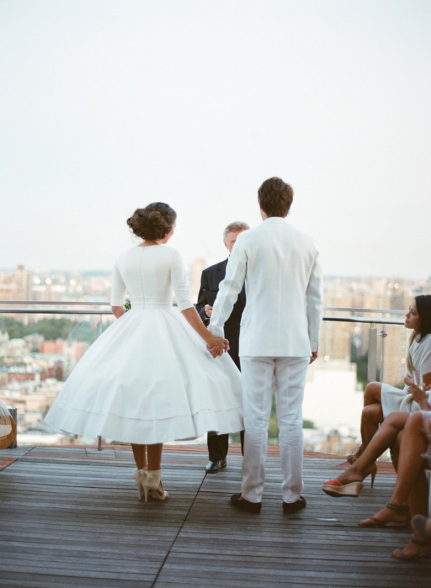 new_york_loft_wedding_tea_length_wedding_dress_13
