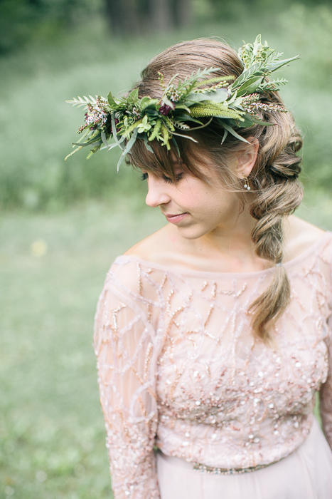 rustic_woodsy_green_wedding_blush_dress_5