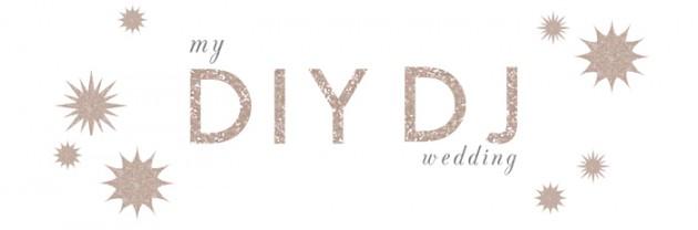 Wedding Blog DIY DJing my wedding