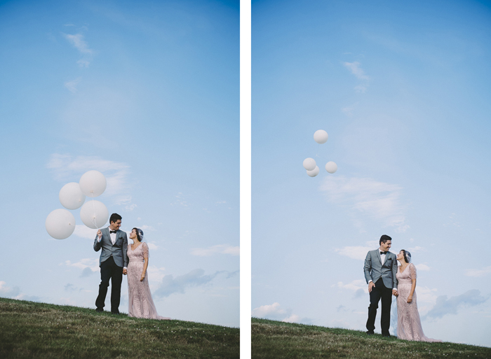 giant wedding balloon 2