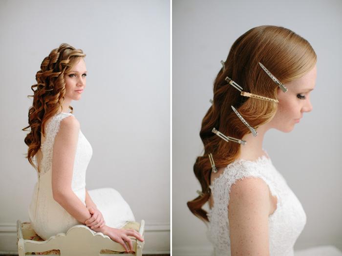 Miraculous Hollywood Waves Diy Hair Tutorial Best Wedding Blog Short Hairstyles Gunalazisus