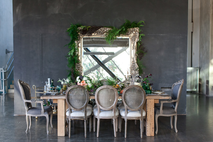 Wedding Blog Industrial Chic Inspiration