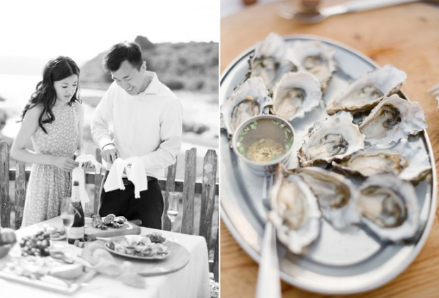Wedding Blog Oyster & Champagne Party