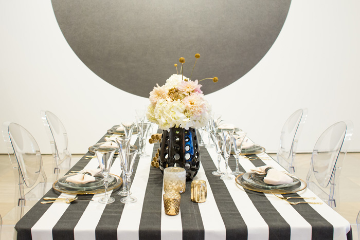 preppy_stripes_black_white_blush_gold_party_6