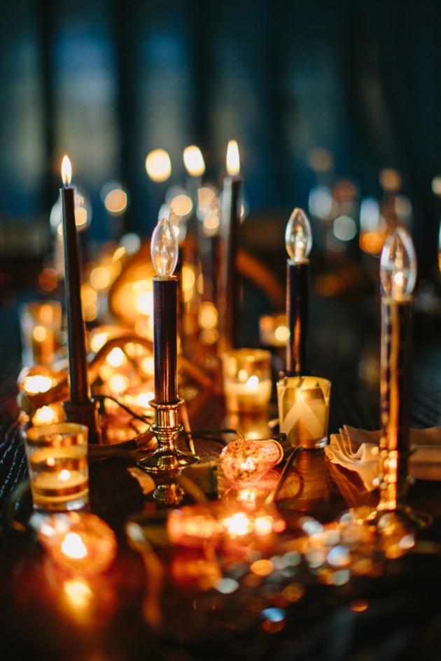 Wedding Blog Venue Report Dinner Party