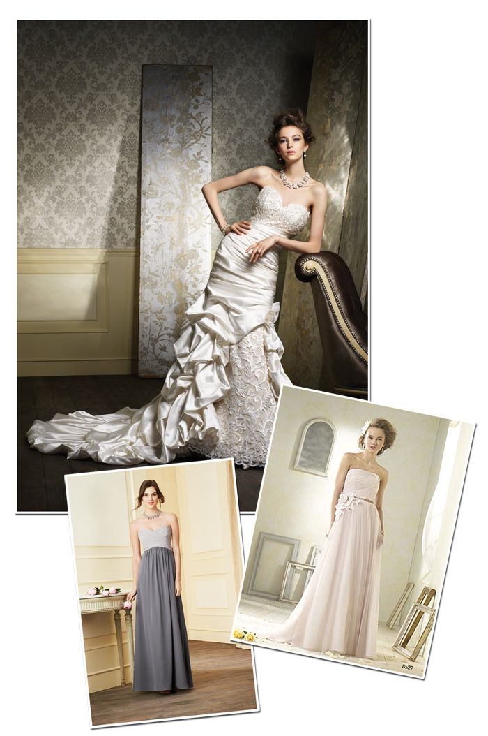 Wedding Blog Alfred Angelos New Collection