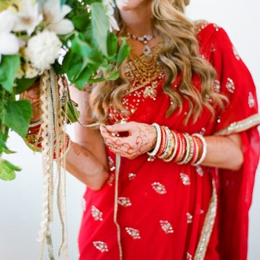 Brahmin Hindu Wedding shot by Lacie Hansen