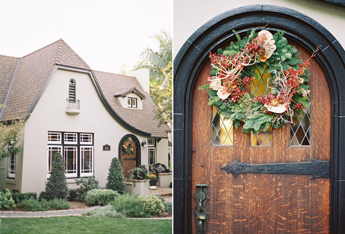 Wedding Blog Holiday Elopement Inspiration