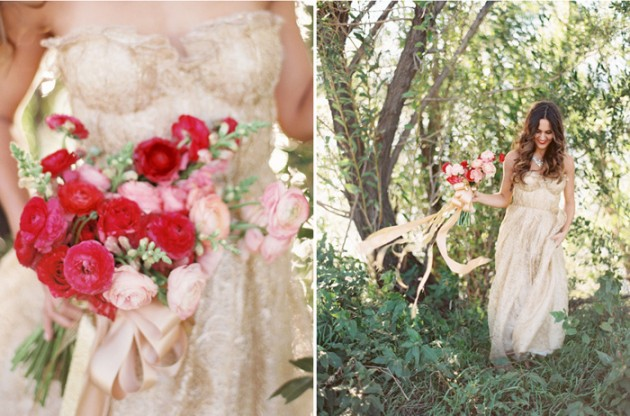 kate_spade_inspired_gold_glitter_coral_blush_bridal_shoot_3