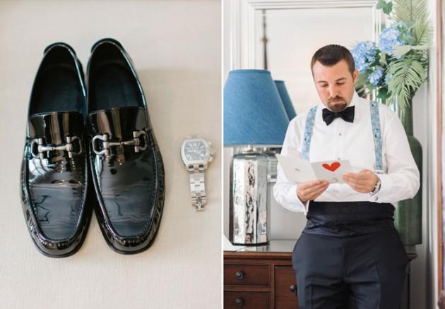 Wedding Blog Shades of Blue
