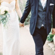 Backyard Montecito Wedding: A Family Affair