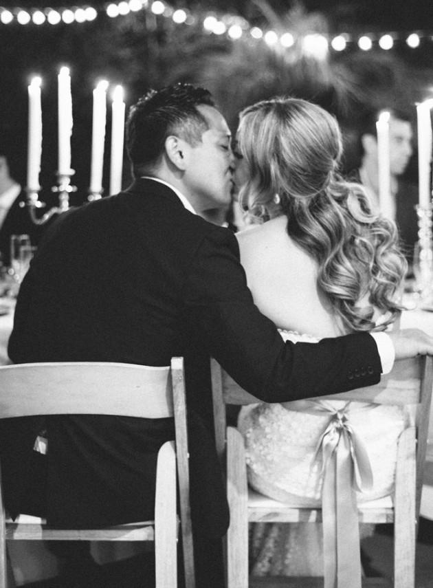 Wedding Blog Backyard Montecito Wedding: A Family Affair