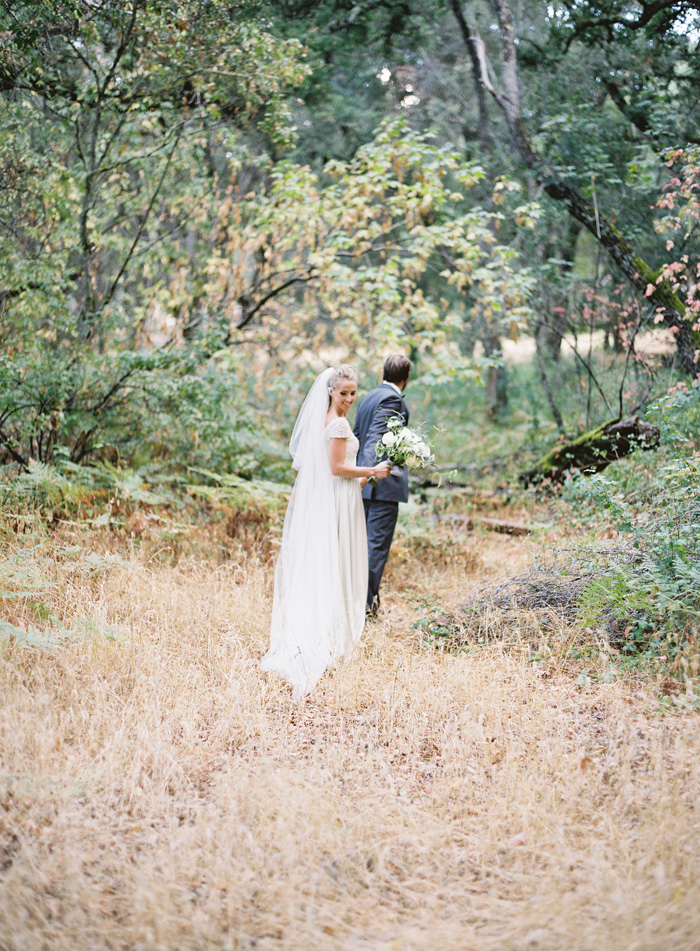 Wedding Blog Magical Redwood Grove Wedding