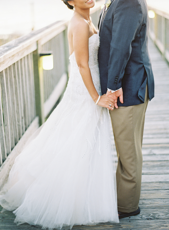 Wedding Blog Preppy Seaside Wedding at Sanderling Resort