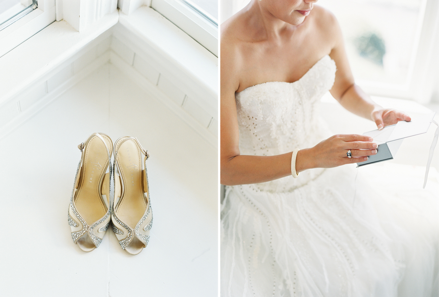 Preppy Seaside Wedding at Sanderling Resort | Grey Likes Weddings ...