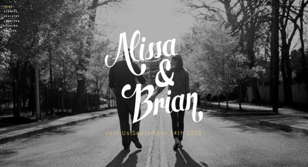 Wedding Blog Squarespace Wedding Websites